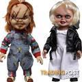 talking chucky and tiffany dolls