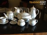 China cups,teapot,coffee pot,soup tourines selling
