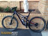Specialized Camber 29 FSR mountain bike Large