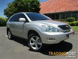 2006 Lexus RX350 Sports Luxury GSU35R Wagon