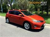 "2014 Toyota Corolla Ascent Sport the car is perfect.  Even though the car was not damaged or stolen it will always be noted as a ""other"" WOVR vehicle.  Please ask for details.  NO HAIL Hatchback"