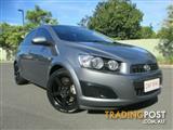 2013 Holden Barina CD TM MY14 Sedan