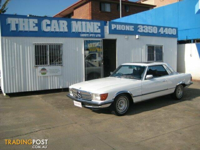 1977 mercedes benz 450 slc w107 coupe for sale in for Mercedes benz retail careers