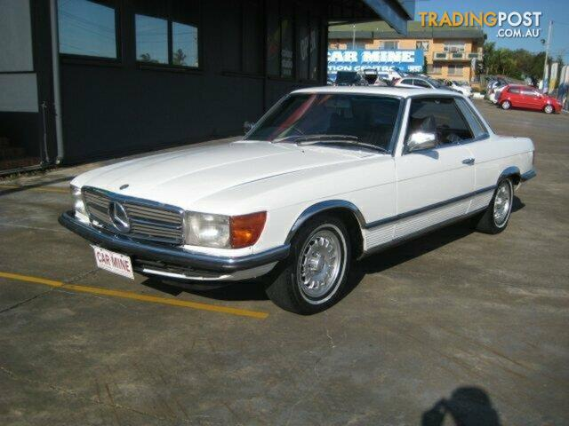 1977 mercedes benz 450 slc w107 coupe for sale in. Black Bedroom Furniture Sets. Home Design Ideas