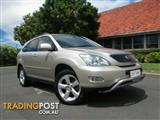 2005 Lexus RX330 Sports Luxury MCU38R Update Wagon