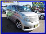 2003  NISSAN ELGRAND HIGHWAY STAR  PEOPLE MOVER