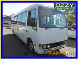 2005  MITSUBISHI ROSA DELUXE BE 649 BUS