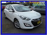 2014  HYUNDAI I30 TOURER ACTIVE 1.6 CRDI GD 4D WAGON