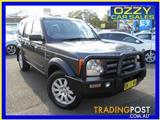 2006  LAND ROVER DISCOVERY 3 HSE MY06 UPGRADE 4D WAGON