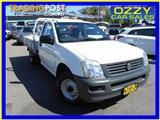 2005  HOLDEN RODEO DX RA C/CHAS
