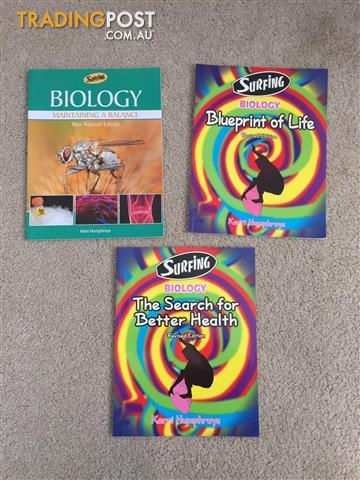 HSC Surfing Biology (Revised Editions)