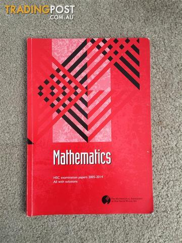 Mathematics Association of NSW inc Past Papers 2015