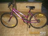 Huffy 26'' 18 speed mountain bike
