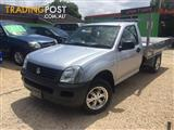 2006  Holden Rodeo dx RA MY 06 CAB CHASSIS