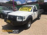 2008  Ford Ranger Xl 4x4 Pj upgrade CAB CHASSIS