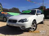 2004  Subaru Outback 3.0L Premium my05 WAGON