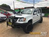 2008  Holden Colorado lx 4X4 RC MY 09 DUAL CAB chasis