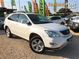 2005  Lexus RX330 SPORTS LUXURY Mcu38r 5Door WAGON