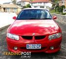 2001 HOLDEN COMMODORE S VX 4D SEDAN