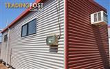 Relocatable Accommodation Buildings- 2 bedroom ensuite - C3 rated