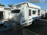 2006  CARAVAN GALAXY OFF ROAD POP TOP  PT1676 POP TOP