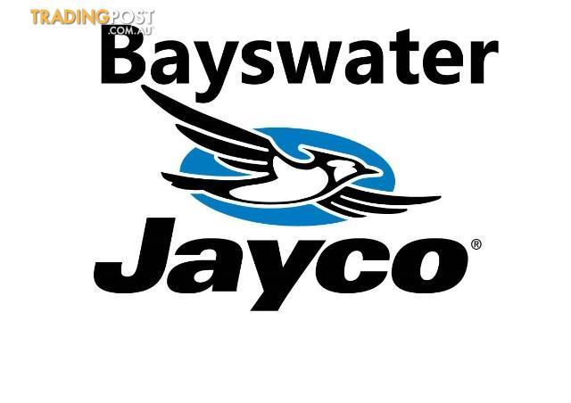 2013  CARAVAN JAYCO STARCRAFT  22.68-1 CARAVAN