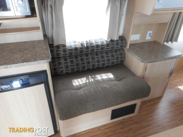 2012  CARAVAN JAYCO DISCOVERY  16.52-2 POP TOP