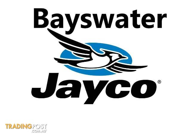 2012  CARAVAN JAYCO STARCRAFT  16.51-3 CARAVAN