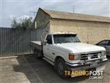 1992 FORD F250 OTHER OTHER C/CHAS