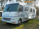 Coachmen Mirada  2000  automatic with slide-out