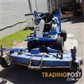Iseki SF310 Out Front Mower 4WD