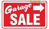 * Garage Sale * Saturday 25 November * Glengowrie