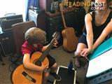 Learn to play music in the Adelaide Hills!