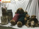 Teddy Bears selling the lot for $40
