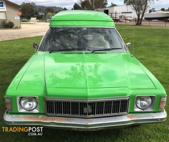 PANEL VAN HZ HOLDEN 1978 For Sale In Mansfield VIC