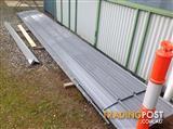 Colourbond Cliplok roofing sheets