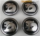 4x Hsv Holden Commodore Wheel Mag Centre caps vz vy vx vt vu