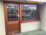 Solid Timber Windows and Doors