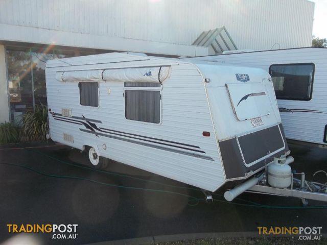 Original Windsor Streamline 2000 Poptop Caravan For Sale In Echuca VIC