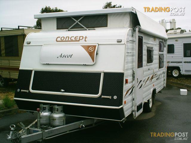 Original Echuca Onsite Caravan