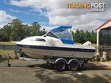 Boat 4650 kingfisher getaway