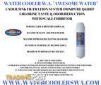 WATER FILTER OMNIPURE MODEL Q5586 PHOSPHATE/GAC