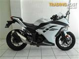 2017 Kawasaki 2017 Ninja 300 ABS   Sports