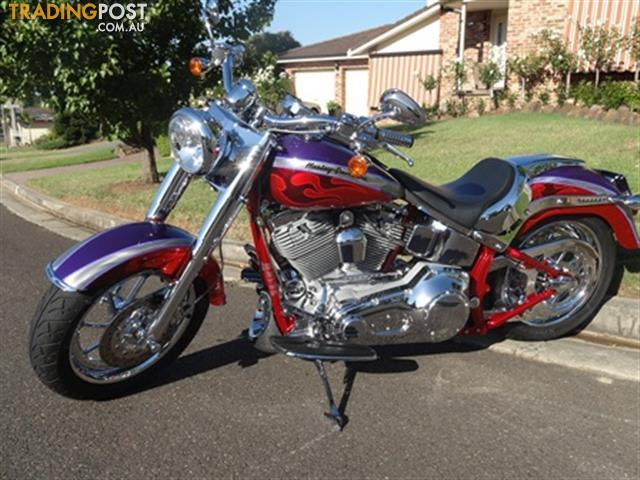 2006 HARLEY-DAVIDSON FLSTFSE2 S/EAGLE FAT BOY 1700CC MY06 CRUISER