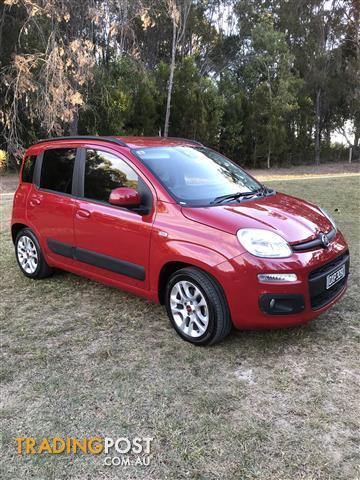 2013 Fiat Panda Lounge 5d Hatchback For Sale In Cooroibah Qld 2013