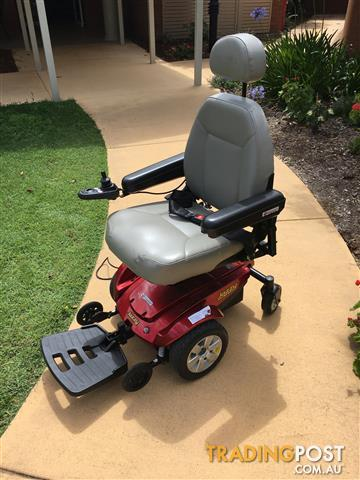 Power Wheelchair - Jazzy 6 - Modern, Easy-to-use, Very Good Cond!