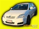 2006 Toyota Corolla Ascent Seca  Hatch