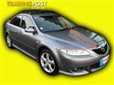 2004 Mazda 6 Luxury  Hatch