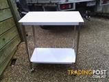 Naimac pty ltd stainless racks and benches starting from $90