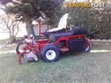 TORO GREENS MASTER 3250D ride on Lawn mower